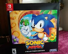 Sonic Mania: Collector's Edition BRAND NEW SEALED Nintendo Switch 2017