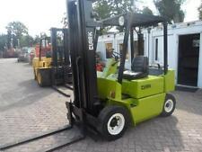 Clark GPM20N 2000kg Gas Forklift Forklifttruck Fork Lift Truck