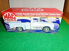 Liberty Classic Mac Tools 57 Dodge Stepside Pickup  by Spec Cast 1/25th scale
