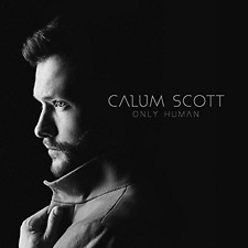 Calum Scott - Only Human CD (Standard) Now Available