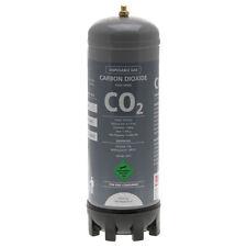 Botella / Bombona de recambio CO2 desechable Neptune Hydroponics (1000g)