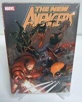 The New Avengers Vol. 2 Captain America Brand New Marvel HC Hard Cover Sealed