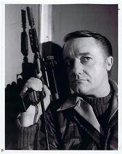 "CBS Press Photo 9"" x 7"" RETURN OF THE MAN FROM U.N.C.L.E. Robert Vaughn UNCLE"
