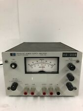 HP Agilent 6824A Hewlett Packard +/-50V +/-1A Meter DC Power Supply Amplifier