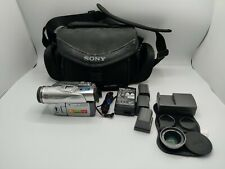 Canon Elura 70 Camcorder with Accessories
