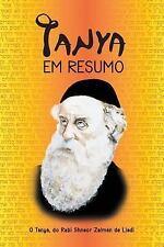 Tanya : Em Resumo by Yosef Zukin (2015, Paperback)