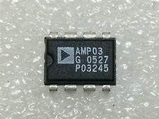 AMP03G AD IC OPAMP DIFFERENTIAL 3MHZ 4 PIECES