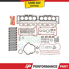 Full Gasket Set Head Bolts for 06-11 Cadillac DTS Buick Lucerne DOHC 4.6L Y, 9