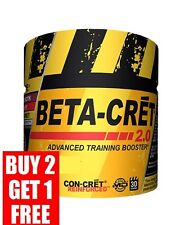 Promera Beta-Cret 2.0 - 30 servings can be stacked with Con-Cret Buy2Get3