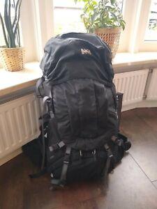 Touren-/Trekking-Rucksack 60l schwarz Testsieger Bach Yatra 1