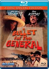 Bullet For The General Blu Ray Blue Underground 1969 spaghetti Damiano Damiani