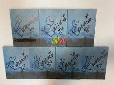 "Park Bom (of 2NE1) ""Blue Rose""1st Repak - Autographed (Signed) Promo Album"