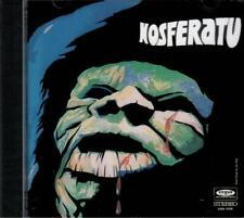 NOSFERATU - S/T 70 GERMAN EARLY PROG ROCK & PSYCH MIX w/ R&B + JAZZ OHRWASCHL CD