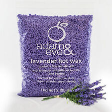 Adam & Eve JAX WAX Lavender Hot Wax Beads 1kg - Also Sell Lycon