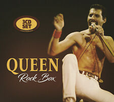 QUEEN New Sealed 2020 LIVE 1970s & 80s CONCERTS 3 CD BOXSET