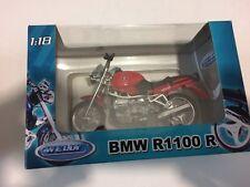 Welly Moto BMW R1100 R voir description échelle 1:18