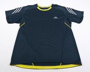 Adidas Supernova Mens Climalite Athletic T-Shirt Sz L