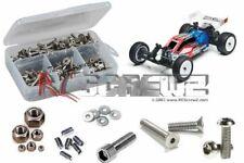 RCScrewZ Associated RC10 B5/Team Stainless Steel Screw Kit  -  ass056