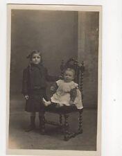 Social History EW Parken Edinburgh & North Berwick RP Postcard 065b
