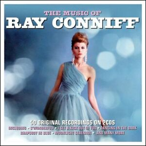 Ray Conniff - The Music Of - 50 Original Recordings 2CD