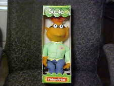 "16"" Scooter Plush Doll From The Muppets Mint In Box By Fisher-Price 1978"