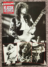 LED ZEPPELIN - 1994 Full page UK magazine poster