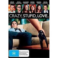 Crazy, Stupid, Love (2012) Region 4 DVD in Excellent Condition