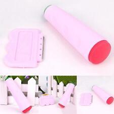 Hot Nail Stamper Nail Polish Printing Stamping & Scraper Nail Art Kits DIY Tools