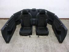 AUDI a3 8v PELLE dotazione PELLE SEDILI alcantara leather seats S LINE 3 porte