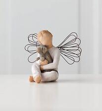 Willow Tree Angel Of Comfort Resin Figurines Love Keepsake Ornament Gift Box