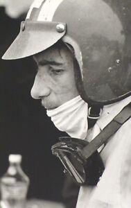 JO SIFFERT Brands Hatch 1967 Formula One Driver Jesse Alexander Photo Print
