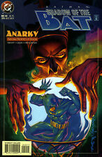 BATMAN: SHADOW OF THE BAT #40 Leon McCarthy NM 1995 DC *Ships Free w/$35 Combo