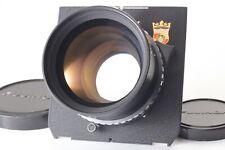 【MINT+++】Fuji Fujifilm Fujinon W 250mm f6.3 Large format Lens From JAPAN 21185