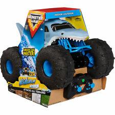 Monster Jam 6056227 Megalodon Storm Amphibienfahrzeug In Hai-optik Ferngesteuer