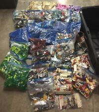 LEGO 200+Lb Star Wars Harry Potter Vintage Minifigures Bulk Lot Pound Brick