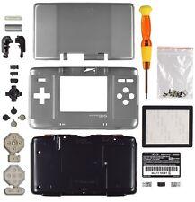 Nintendo DS Original Replacement Case/Shell/Housing [Silver]