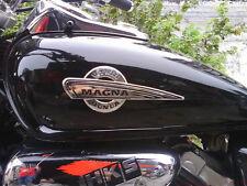 Petrol Fuel Tank Badges Decal Sticker Motorcycles Emblem for Honda Magna V-Twin
