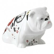 Royal Doulton British Bulldogs Alfie Dd 001 New with tag Box only scuffed