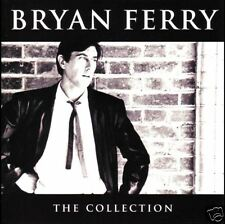 BRYAN FERRY - THE COLLECTION CD ( ROXY MUSIC ) GREATEST HITS / BEST OF 70's*NEW*