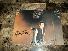 Robin Finck Rare Authentic Hand Signed Photo Guns N' Roses Nine Inch Nails REAL