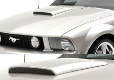 05-09 Mustang V6 GT 3dCarbon California Special Style Urethane Hood Scoop 691268