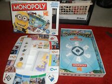 MONOPOLY, DESPICABLE ME, MINION MADE, Hasbro, USA, 5+, 2-4 players, 630509236091