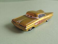 Ramone chevrolet impala jaune voiture Cars Disney Pixar Mattel métal diecast