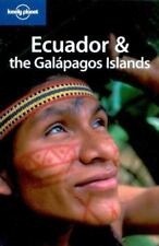 Lonely Planet Ecuador & the Galapagos Islands (Country Guide), Danny Palmerlee,