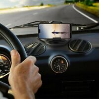 Adjustable Universal Car Dashboard Mount Stand Holder Clip For Cell Phone GPS