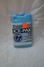 2 New Cryopak 50 Ice Pak Cooler Reusable Refreezable ( refbte#19 )