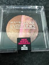 Brand New Sealed Maybelline Eyestudio Duo Eye Shadow Mocha Mirage Shade
