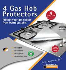 Plaques de cuisson argentés à gaz
