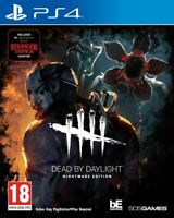 Dead by Daylight Nightmare Edition PS4 BRAND NEW SEALED