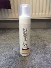 St Moriz Instant Self Tanning MOUSSE fake Tan Dark 200ML